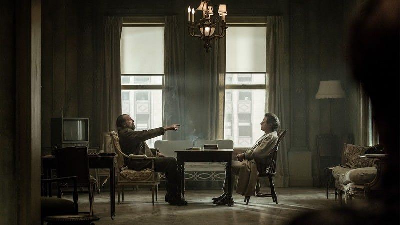 (Peter Stormare, Ian McShane) (Photo: Starz)