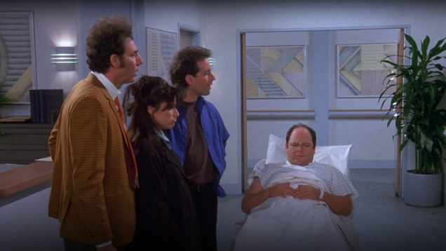 Hulu's not having a summer of George, because Seinfeld is leaving the streaming platform on June 23