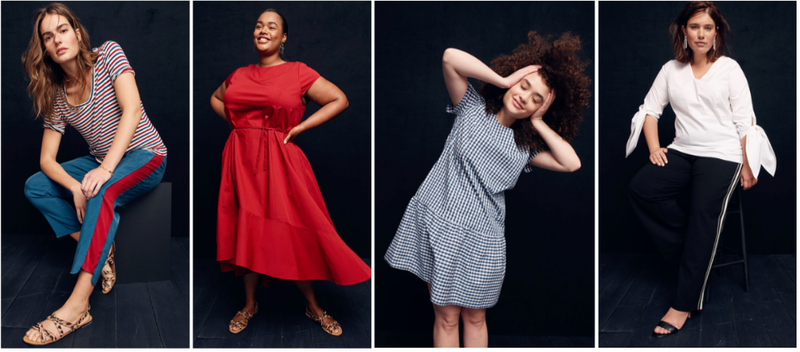 Illustration for article titled J.Crew Just Dropped an Entire Collection With Universal Standard