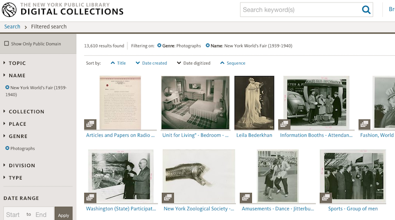 Illustration for article titled Access Tons of Books, Photos, and Videos in the New York Public Library's Digital Database
