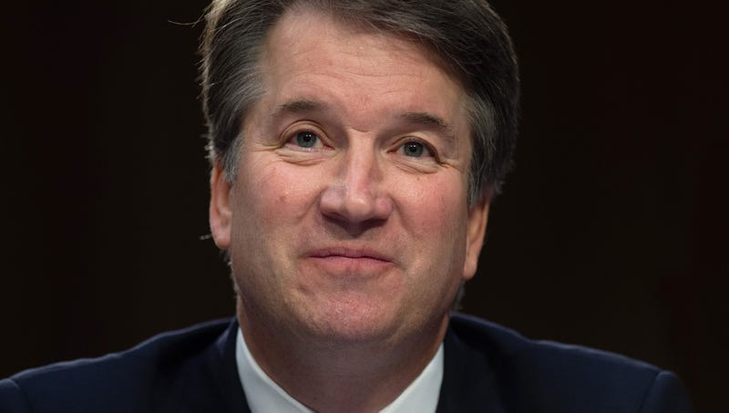 Illustration for article titled Kavanaugh Impressed By Hazing Rituals Before They Let You Join Supreme Court