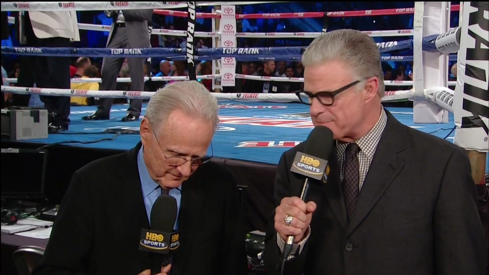 Image result for jim lampley cry baby