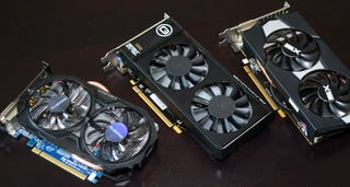 Illustration for article titled Battle Of The $150 Video Cards: GeForce GTX 750 Ti Vs. Radeon R7 265