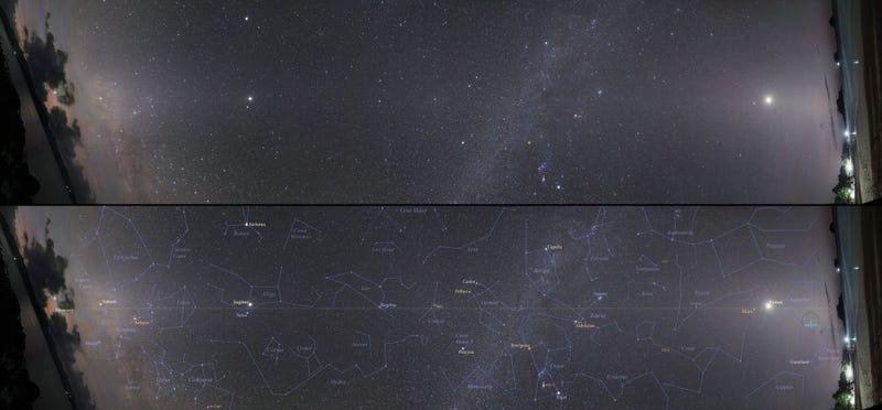 Imagen: Tunç Tezel vía Bad Astronomy