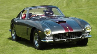 Illustration for article titled Eric Clapton's Ferrari 250 SWB Now Comes With A $813,622 License Plate