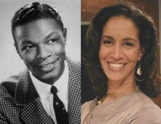 Nat King Cole and Caroline ClarkeWikimedia Commons/Chandra Lanier