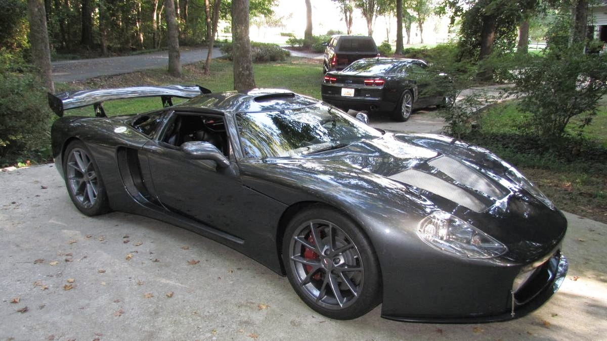 For $48,000, Could This 2008 Factory Five GTM Super Car Be A