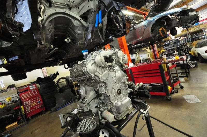 Illustration for article titled Supercar Teardown: Nissan GT-R