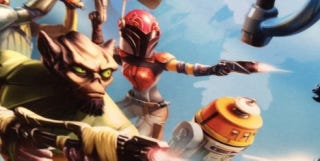 Illustration for article titled Massive collection of new Star Wars Rebels characters revealed!