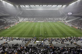 Illustration for article titled Why Your World Cup Stadium Sucks: Arena Corinthians, São Paulo