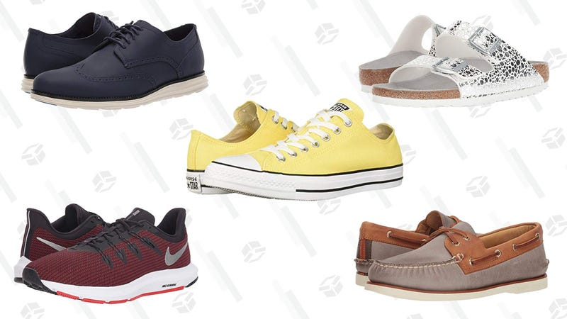 Zappos' Memorial Day Sale Features Over 70,000 Deals on Footwear From Nike, Cole Haan, Ugg, and More