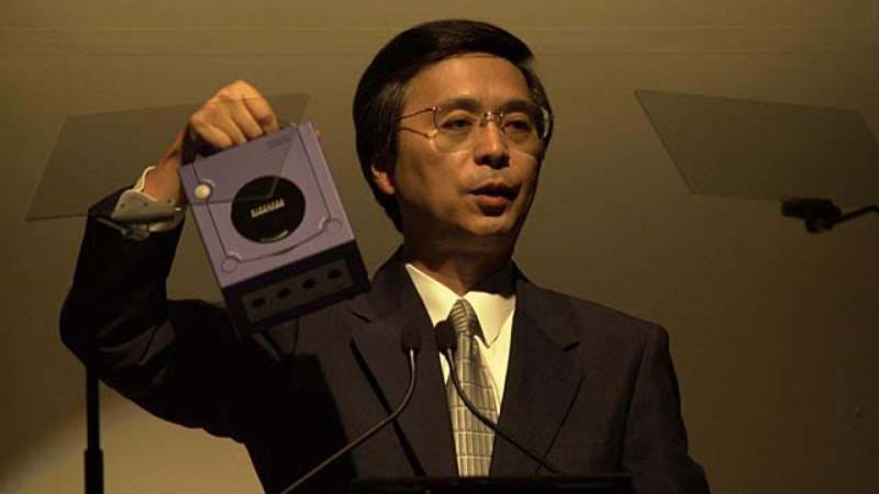 Longtime Nintendo designer Genyo Takeda. (Photo: Watch.Impress)