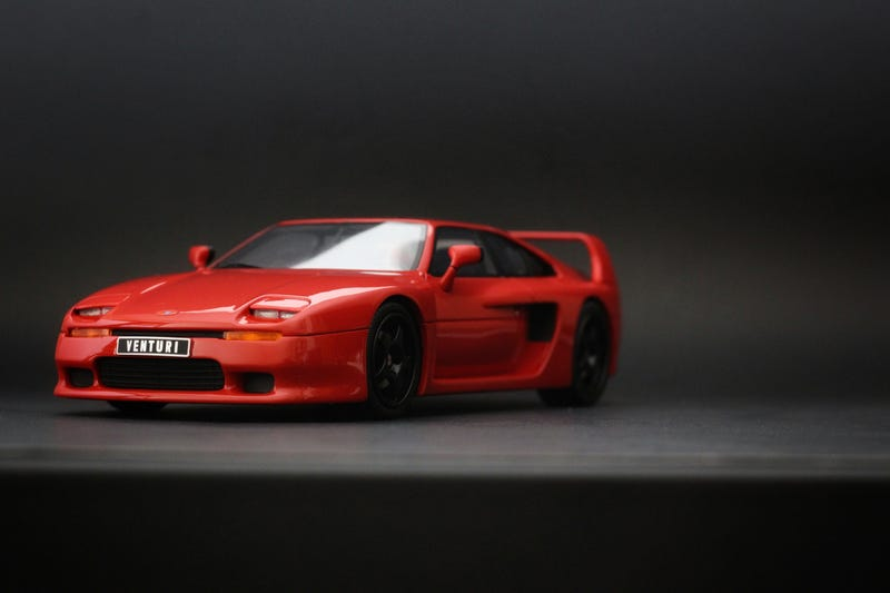 Illustration for article titled Venturi 400 GT in 1:18 scale by Ottomobile