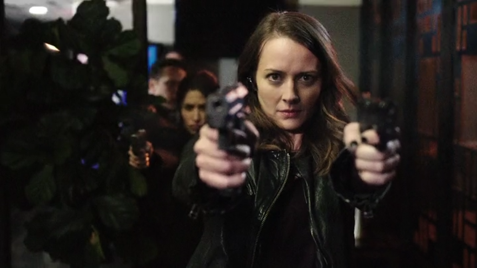 Amy Acker Tells Us About The Evolution Of Root On Person Of Interest