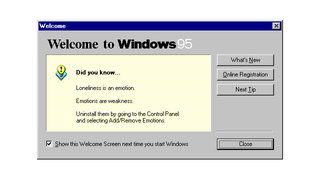 Illustration for article titled These Are the Windows 95 Tips We All Really Wanted