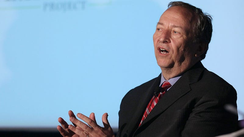 Illustration for article titled Sexist Dingbat Larry Summers Might Be the Next Federal Reserve Chair