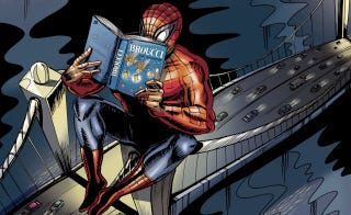 Illustration for article titled Comic Book Wednesdays: Superheroes and 'Literary Merit'