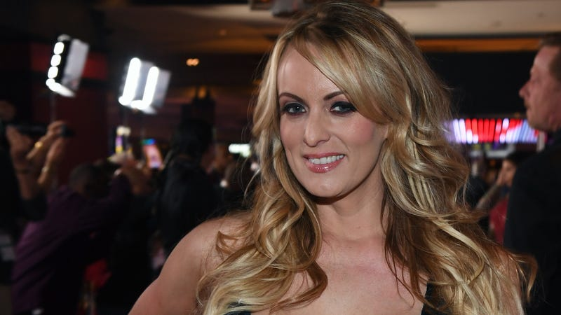 Illustration for article titled Stormy Daniels will appear on 60 Minutes later this month to potentially break Trump's NDA