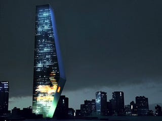 Illustration for article titled Wild-Looking Building to be Latin America's Tallest