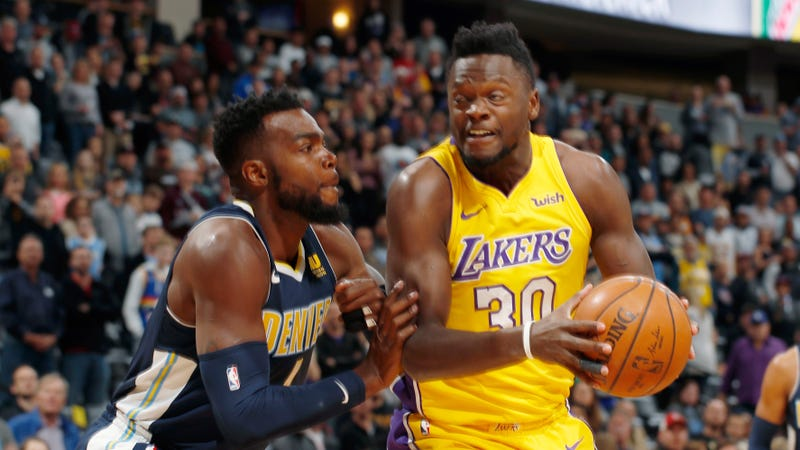 Illustration for article titled Julius Randle Is A Damn Bully
