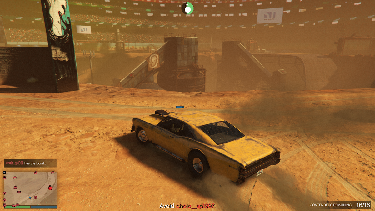 GTA Online's Latest Update Adds A Deadly New Game Show