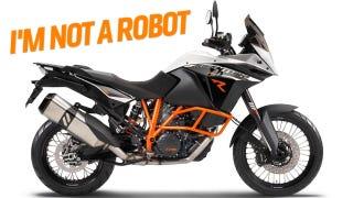 No  Google Isnt Building An Autonomous Motorcycle Yet
