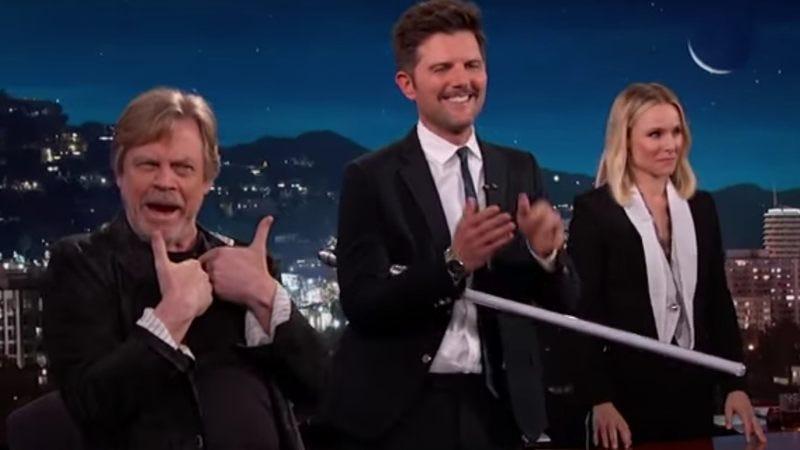 Screenshot: Jimmy Kimmel Live!/YouTube