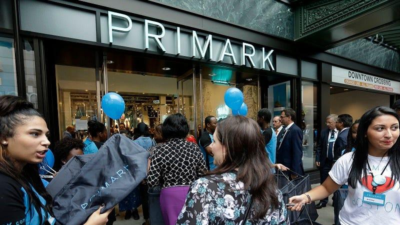 Illustration for article titled European Fast Fashion Chain Primark Is Expanding in America