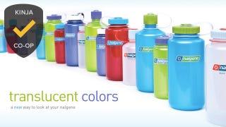 Illustration for article titled Most Popular Water Bottle: Nalgene