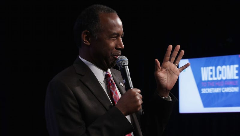 Brain surgeon Ben Carson. Image: Getty Images