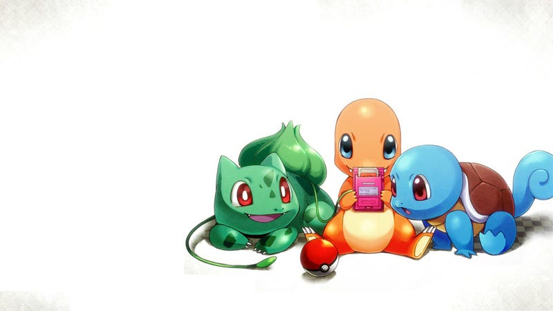 Illustration for article titled Let's talk Pokemon