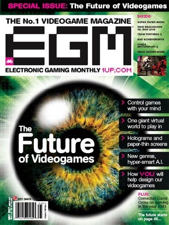 Illustration for article titled Print Version Of EGM May Be On Its Way Out
