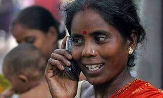 Illustration for article titled Unmarried Women Banned From Using Cellphones in Indian Village