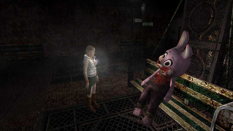 Illustration for article titled Silent Hill Will Fog Up All of March With Three New Games