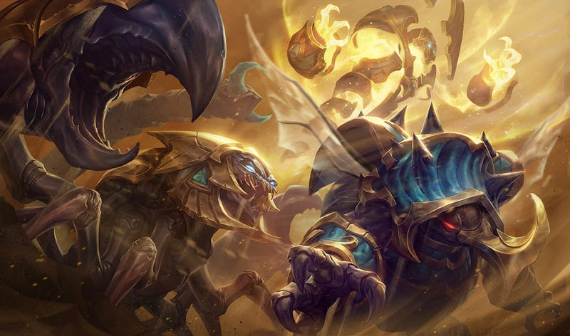 Illustration for article titled It's Ridiculous That League of Legends Isn't Getting A Sandbox Mode