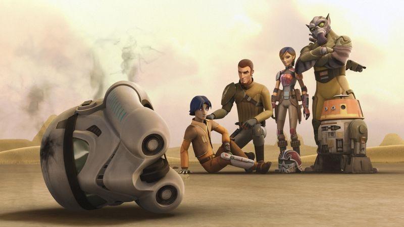 """Illustration for article titled Star Wars Rebels: """"Vision of Hope"""""""