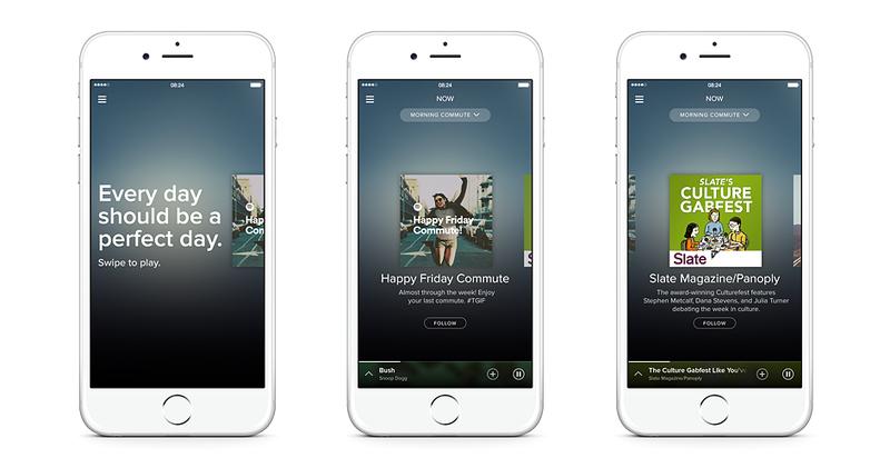 Illustration for article titled Spotify añade vídeos en streaming y podcasts a su servicio de música