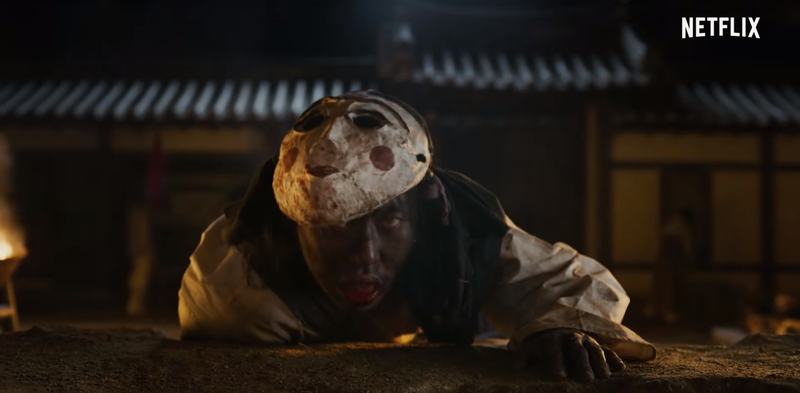 The dead rise in a pretty unique setting in Netflix's latest Korean acquisition.