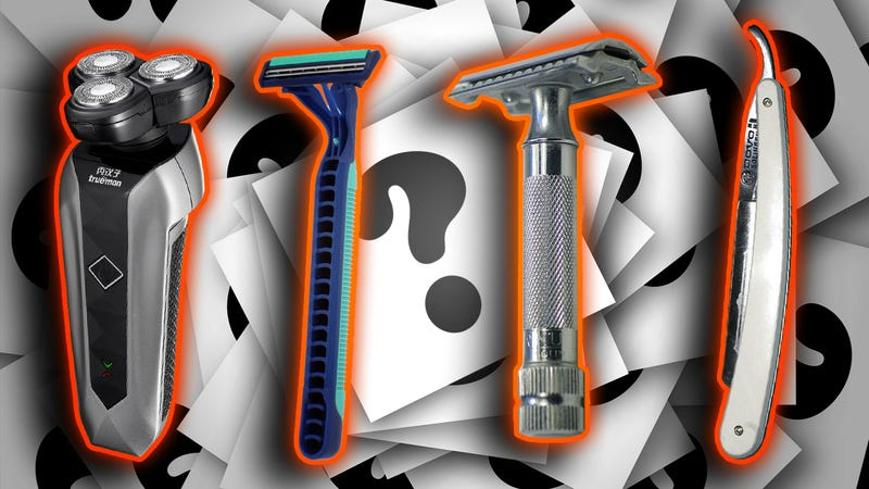 Illustration for article titled What Type of Razor Do You Use?