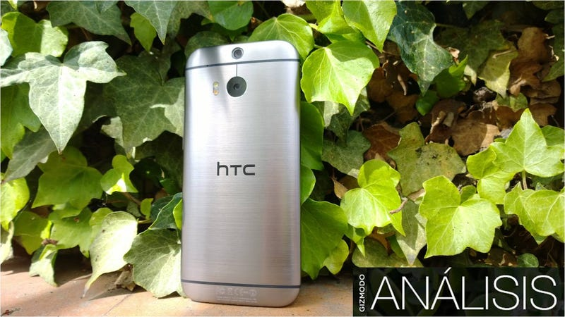 Illustration for article titled HTC One M8, análisis: más potente, más elegante, mejor