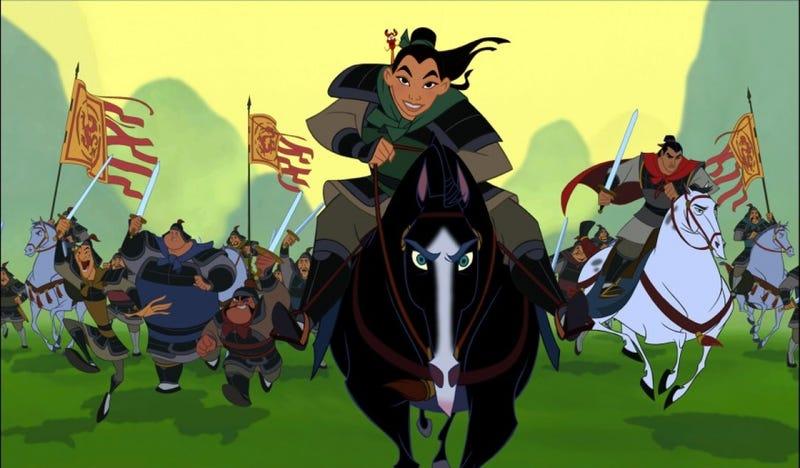 Illustration for article titled Disney prepara una versión de Mulan con actores de carne y hueso