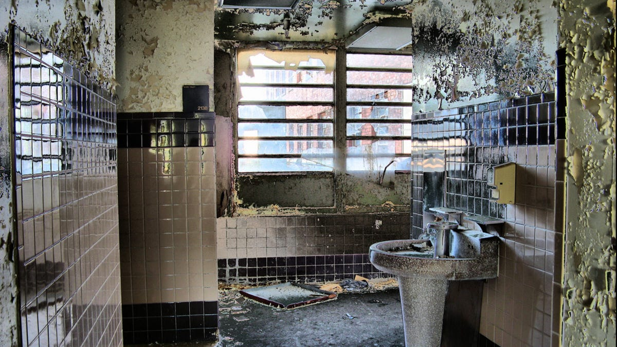 Excellent Here Are Some Of The Creepiest Abandoned Prisons Weve Ever Seen Download Free Architecture Designs Scobabritishbridgeorg