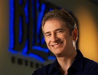 Illustration for article titled Blizzard President Mike Morhaime Steps Down