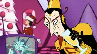 Illustration for article titled Listen to The Monarch and Dr. Girlfriend's angry Venture Bros. Christmas song