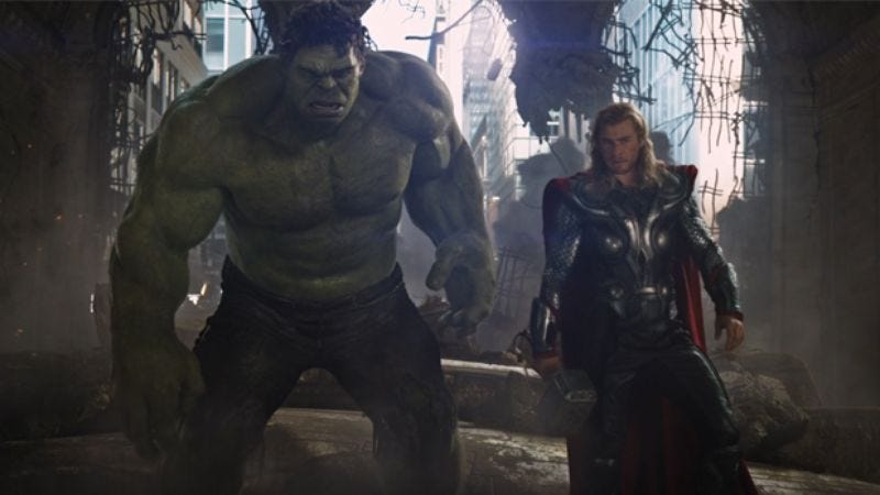 Illustration for article titled Mark Ruffalo says Thor: Ragnarok will be a road-trip movie, but with superheroes