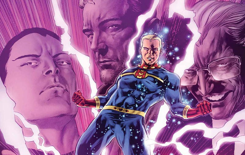 Illustration for article titled Why Marvel's Miracleman isn't Alan Moore's Marvelman