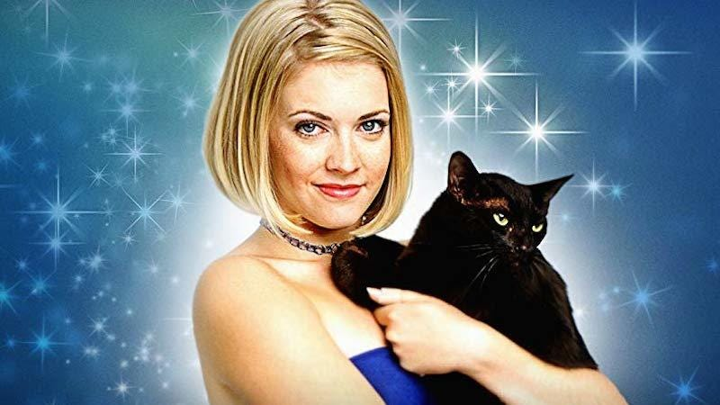 Illustration for article titled Which Sabrina the Teenage Witch Star Was Jealous of Salem?