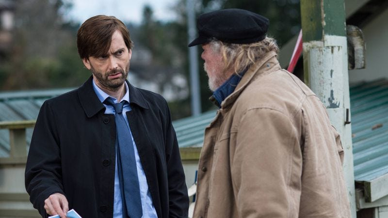 """Illustration for article titled Gracepoint: """"Episode Four"""""""