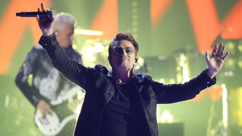 Woman Of The Year Bono (Photo: Michael Tran/FilmMagic)