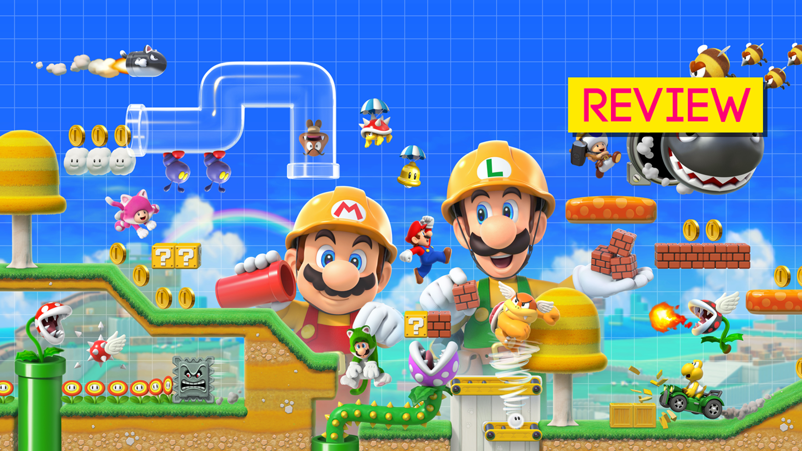 Super Mario Maker 2: The Kotaku Review